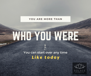 You Are More Than Who You Were